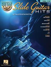 Slide Guitar Hits: Guitar Play-Along Volume 110, Hal Leonard Corp., Excellent Bo
