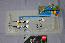 Lego 6970 Space Command Station Classic Space Raumfahrt KOMPLETT mit OBA