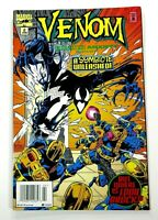 MARVEL Comics VENOM SEPARATION ANXIETY (1995) #2 NEWSSTAND VARIANT  Ships FREE!