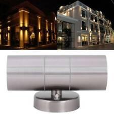 Aussenlampe LED Lampe Leuchte Aussenleuchte Up /& Down Sensor 88115