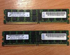 IBM 4524 16384mb (2x 8192MB) 400 MHZ rdimms 77p7504