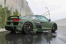 Audi R8 exclusive body kit