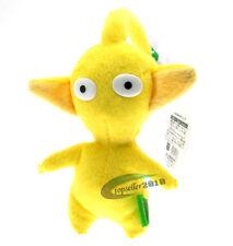 "Pikmin YELLOW FLOWER 6"" Stuffed  Plush Doll Toy"