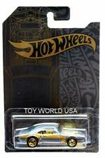 2019 Hot Wheels 51st Anniversary Satin and Chrome #3 Custom '67 Pontiac Firebird