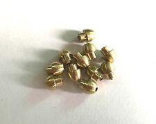 11 Pieces Special Quality Brass Eyelets Sarod Phulli For Tarabh Button Mogra