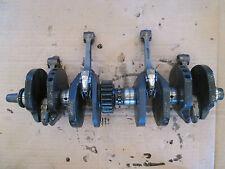 1978 Kawasaki KZ650 KZ 650D 650 crankshaft crank shaft rods rod engine motor