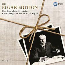 dward Elgar - The Complete Electrical Recordings of Sir Edward Elgar [CD]