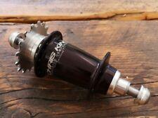 Chris King Single Speed Rear Hub 13102036, 32 hole, Black, Ex-Shop display unit