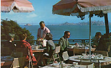 postcard USA , San Fransisco  The Continental Alta Mira Hotel unposted