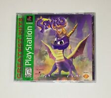 SPYRO THE DRAGON PS1 GAME Free Shipping