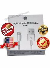 Authentic Original Apple Certified iPhone 7 Plus iPhone 8 USB Lightning Charger