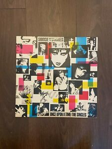 Siouxsie And The Banshees - Once Upon a Time/The Singles LP