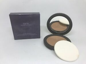 Tarte Smooth Operator Amazonian Clay Tinted Pressed Finishing Powder TAN New
