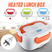 🔥 1.5L US 110V Portable Electric Heated Lunch Box Food Storage Warmer Container