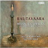 Einojuhani Rautavaara - Rautavaara: Missa a Cappella (2013)