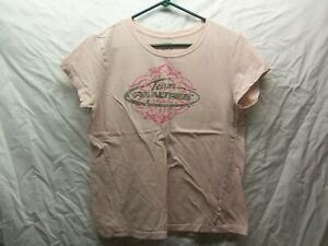 Womans Ivory Outfitters Team Realtree T-Shirt - Size L 12-14 - LN -