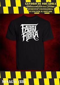 T-Shirt MAGLIETTA Fabri Fibra rap HIP HOP Musica Music Fenomeno Pamplona Album
