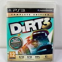Dirt 3 Complete Edition Playstation 3 (PS3)