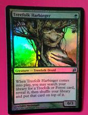 Treefolk Harbinger Lorwyn (Foil)  NM MTG