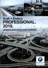 BMW Road Map Navigation Profesional 2019 DVD-1 Europa Oeste + Radares
