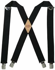 New Dickies Men's Elastic Work Suspenders Braces