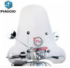 673713 Pare-brise écran PIAGGIO original Vespa PX 125cc 2011-15 (M74100)