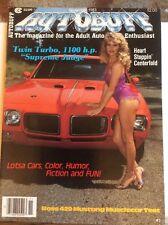 VINTAGE- Autobuff  November 1983
