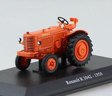Renault R3042 1950 orange Traktor 1:43 UH Universal Hobbies Modellauto
