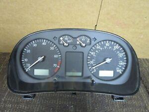 04 05 06 07 Volkswagen Golf Speedometer Instrument Cluster 2004-2007 128k Miles