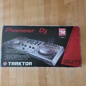 Pioneer DDJ-T1 Traktor Exclusive DJ Controller Great Condition