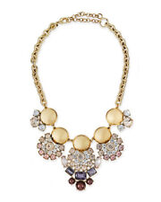 Lee by Lee Angel Neiman Marcus Sparkle Cluster Bib Necklace NWT $110.00