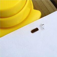 Office Home Staple Paper Binding Binder Free Stapleless Stapler Paperclip Hot