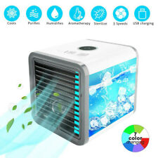Portable Mini Artic Air Conditioner Cooling Cooler Fan Humidifier For Room Car