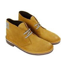 Clarks Mens Bushacre Ca Desert Boot,Tan Suede Size UK 11/46 G Limited edition