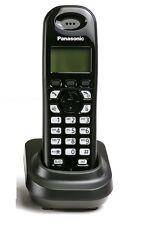 Panasonic kx-tg7301 adicional DECT teléfono inalámbrico digital telephine Negro