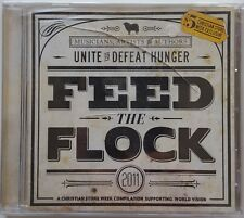 Feed The Flock - Christian Store Week to Unite to Defeat Hunger  Music CD