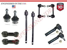 10PC Tie Rod End Ball Joint Sway Bar Link for Subaru Baja Legacy Outback 2000-06