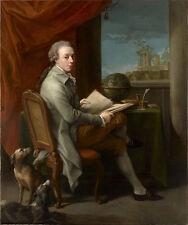 Ölbilder Ölgemälde :Thomas Taylour, 1st Marquess of Headfort, 1782-50x60cm