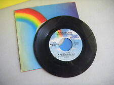 TOM PETTY into the great wide open/makin some noise MCA COMPANY SLEEVE   45