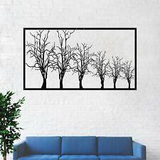 Metal Wall Art, Metal Tree Wall Art, Tree Sign, Metal Wall Decor, Interior Decor