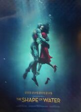 Shape of Water Regular  Movie Poster Double Sided 27x40 Original