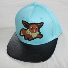 Pokemon Eevee Flat Peak Cap