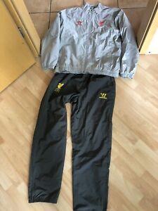 WARRIOR Liverpool FC Trainingsanzug Track Suit GR. L