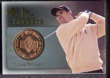2004 Upper Deck Pin Seekers Bronze #PS19 - Padraig Harrington