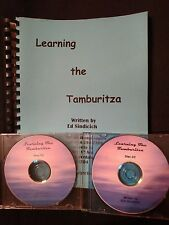 Learn how to play the Tamburitza  on dvd & 160 page Instruction Book
