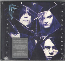 Celtic Frost 'Vanity / Nemesis' CD Book - NEW 2017