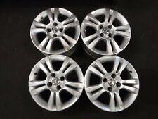 """Vauxhall Corsa D 06-14 15"""" 6J ET39 Alloy Wheels Set 4x100"""