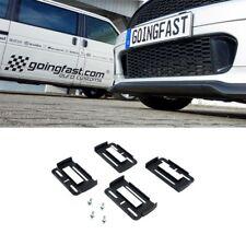 Für Ford 2x Simple Fix Nummernschildhalter Kennzeichen Halter Träger UNI KFZ PKW