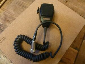 Icom IC-HM42 PMR Taxi dynamic radio microphone with coiled lead with 7 pin plug