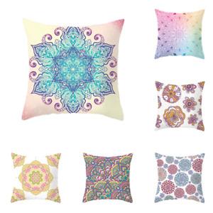 Bohemian Boho Cushion Cover - 45 x 45 cm